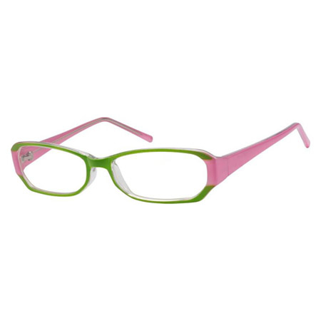 Pastel Green Glasses Frames : Accessories Pink Meadow - Part 2